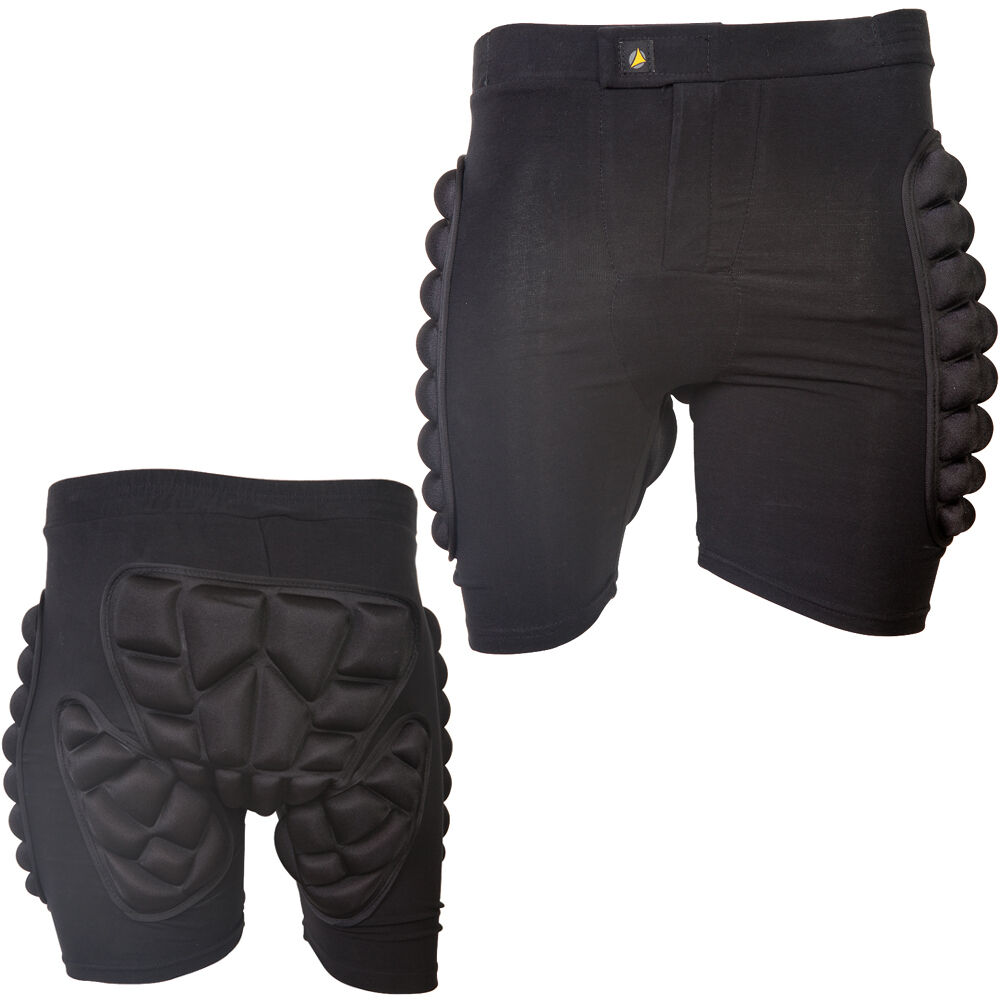 ae4ea061b00 Details about Snowboard Ski Padded Protective Shorts Protection Impact Hip  Safety Body Armour