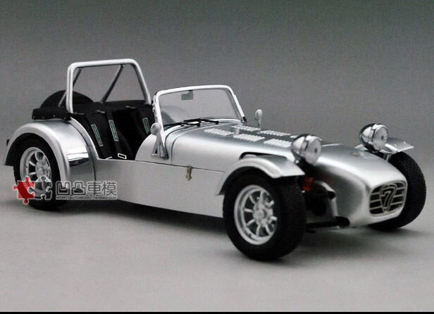 1 18 kyosho lotus caterham super 7 die cast model ebay. Black Bedroom Furniture Sets. Home Design Ideas