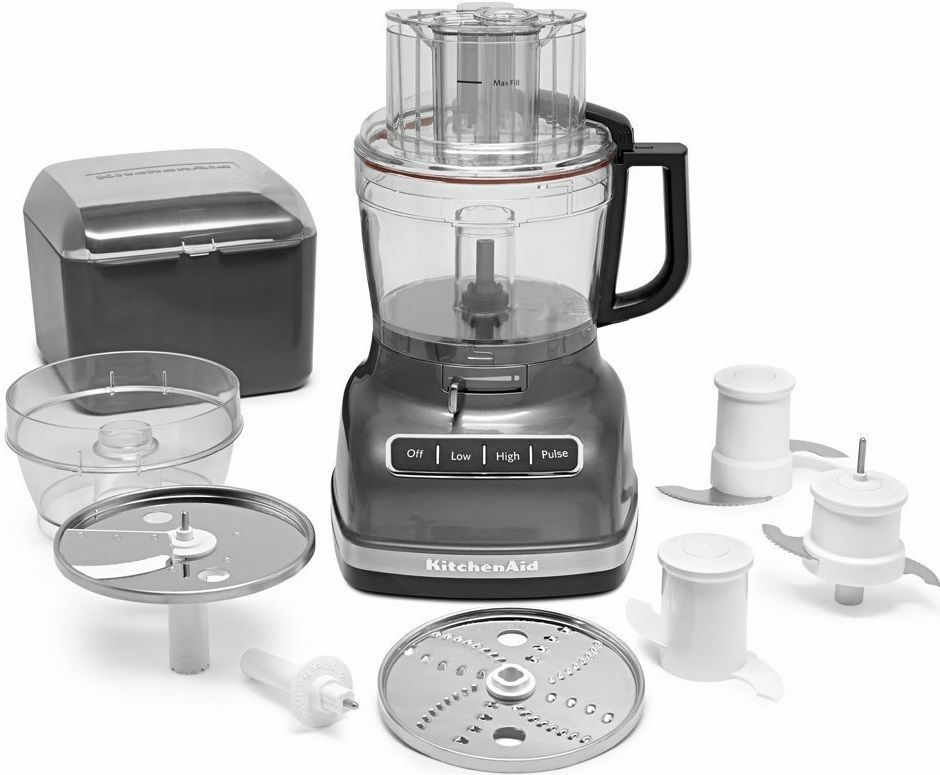 Kitchenaid 13 cup 3 1l wide mouth food processor rr for Kitchenaid food processor