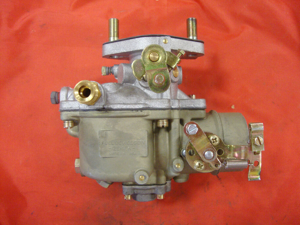 Ford 2000 Tractor Carburetor : Ford tractor