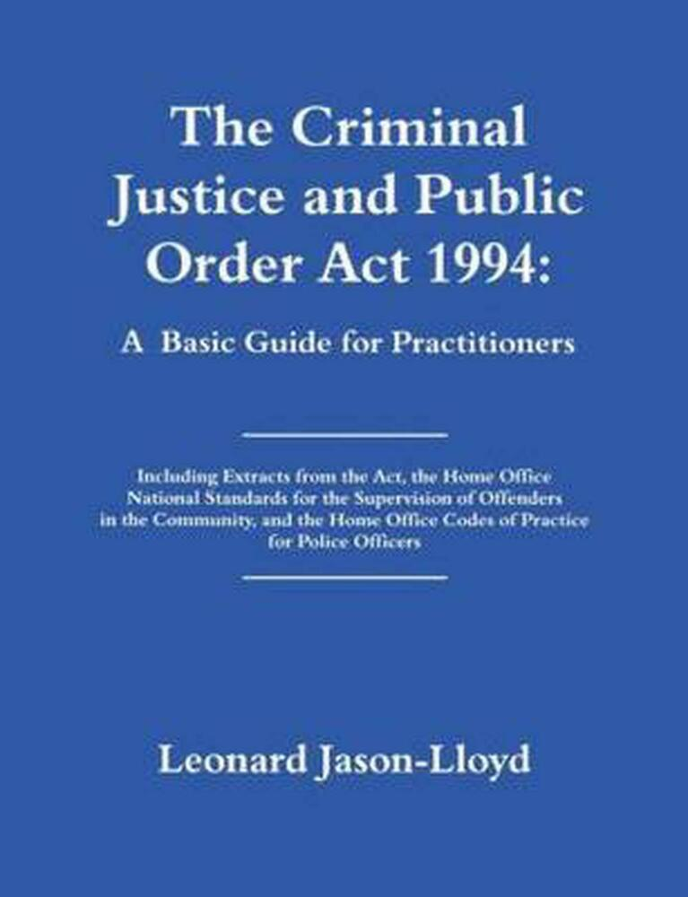 Criminal Justice 4 days sale