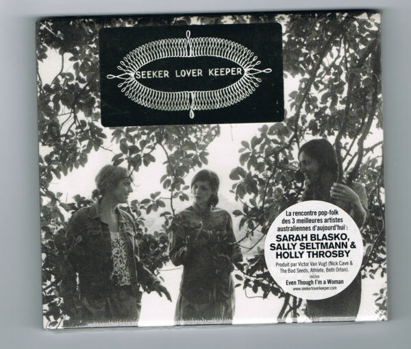 SEEKER LOVER KEEPER - CD 12 TITRES - 2012 - AUSTRALIAN'S POP FOLK - NEUF NEW NEU
