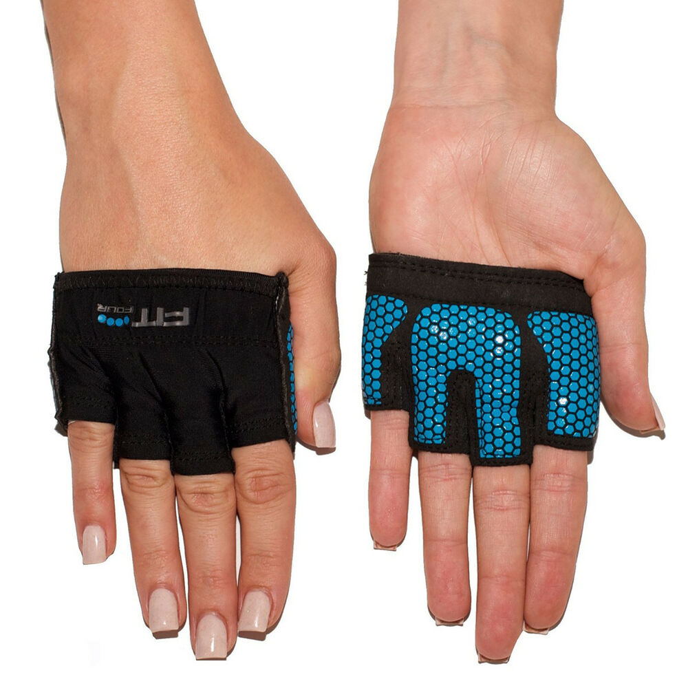Emerge Fitness Crossfit Gloves: Fit Four The Gripper Fitness Weight Lifting Gloves