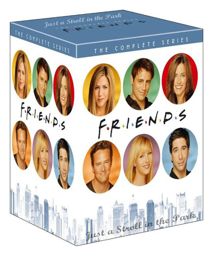 Friends the complete series collection free download.