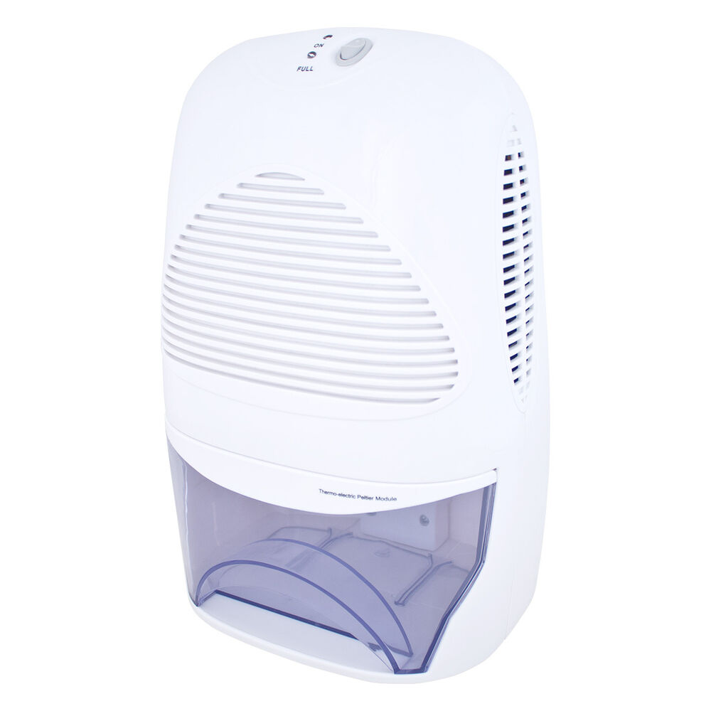 Compact Portable Mini Air Dehumidifier Damp Mould Moisture Home Kitchen Bedroom Ebay