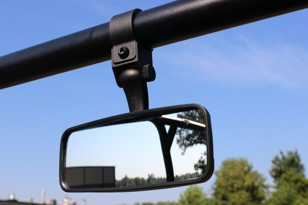 Polaris Ranger 570 Bad Dawg 1 75 Quot Convex Side Rear View Mirror Ebay