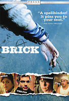 BRICK (2005) - (DVD) - Joseph Gordon-Levitt, Emilie de Ravin (Rian Johnson Film)