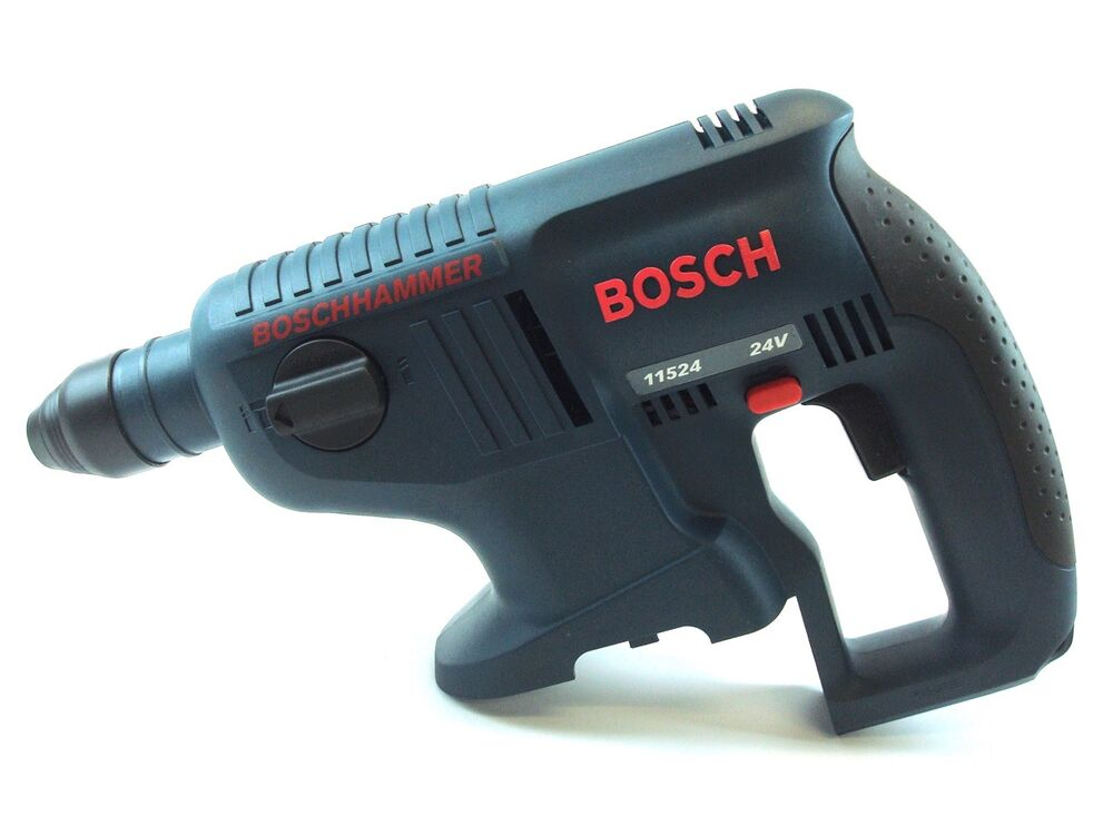 bosch new genuine oem 11524 24v cordless 3 4 rotary. Black Bedroom Furniture Sets. Home Design Ideas