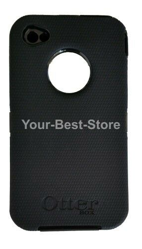 otterbox iphone 4 otterbox defender series for iphone 4 4s black ebay 12745