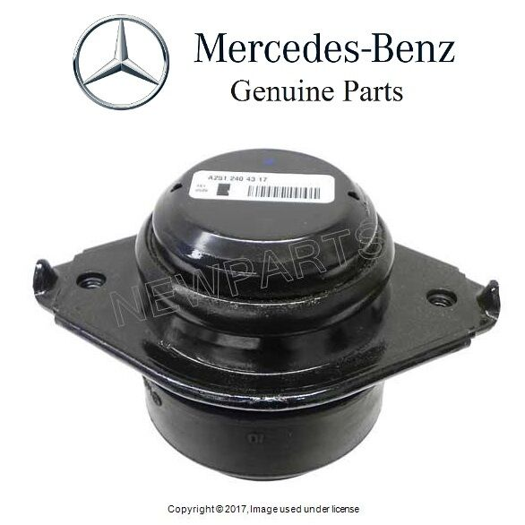 Right engine mount genuine mercedes benz gl320 2007 ml500 for Mercedes benz 2007 gl450 accessories