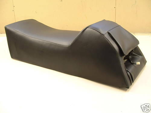 how to make a snowmobile seat