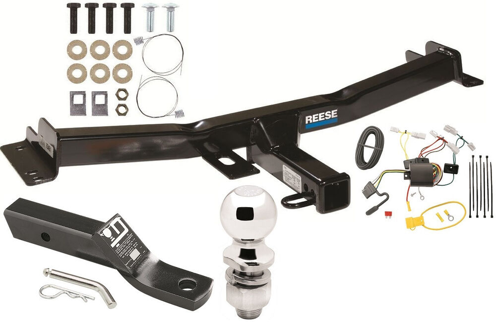 2007 2014 toyota fj cruiser complete trailer hitch package. Black Bedroom Furniture Sets. Home Design Ideas
