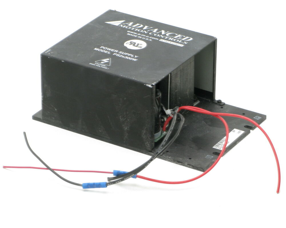 advanced motion controls ps2x3w24 servo motor power supply