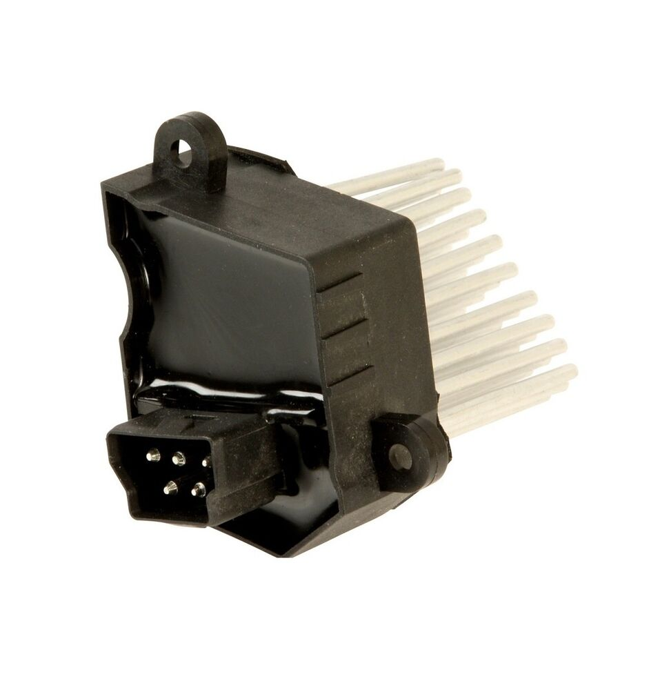 New Air Blower Motor Fan Control Module A C Resistor