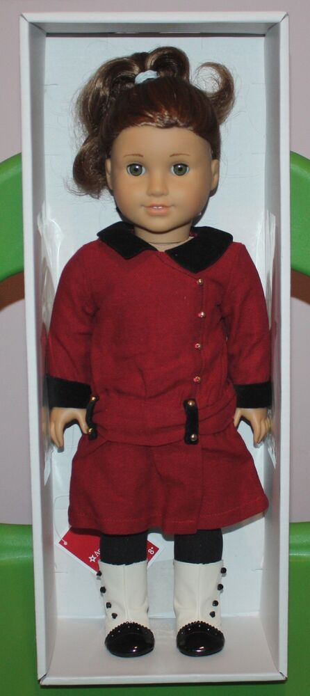 Rare American Girl Retired Rebecca Doll With Extra Clothes And Book Ebay