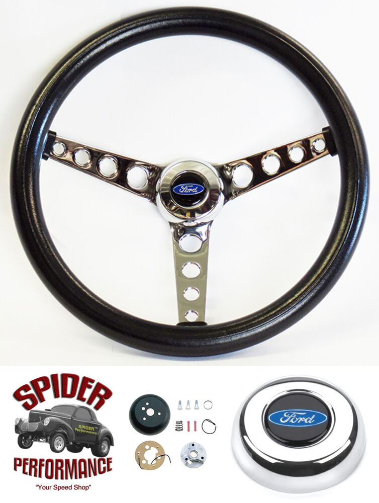 1970 1979 ranchero steering wheel ford classic 14 1 2 ebay. Black Bedroom Furniture Sets. Home Design Ideas