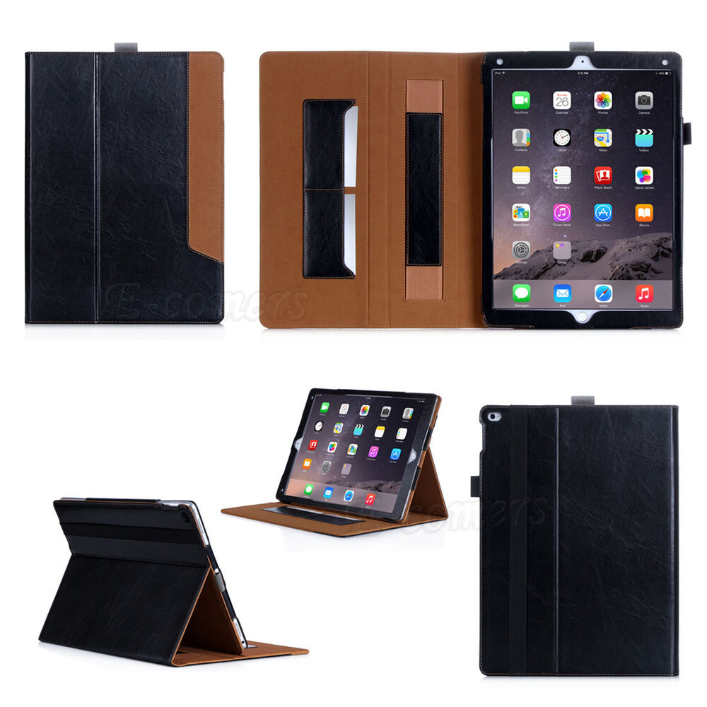 ultra thin folio leather wallet stand smart cover case for. Black Bedroom Furniture Sets. Home Design Ideas