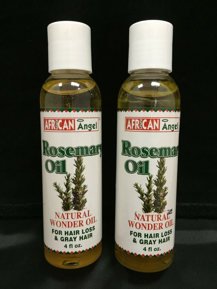 Rosemary Oil For Natural Black Hair