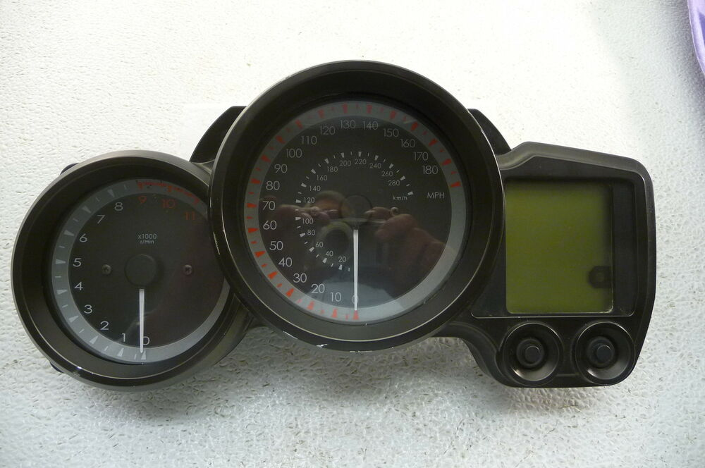 Yamaha R Speedometer Repair