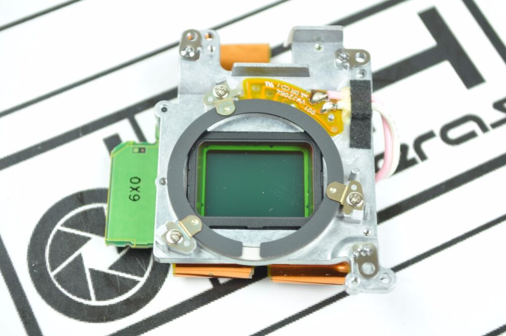 Panasonic LUMIX DMC-G1 CCD Image Sensor Replacement Repair ...