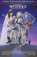"""BEETLEJUICE"" 1988 TIM BURTON WINONA RYDER MOVIE SCRIPT SCREENPLAY REPRINT"