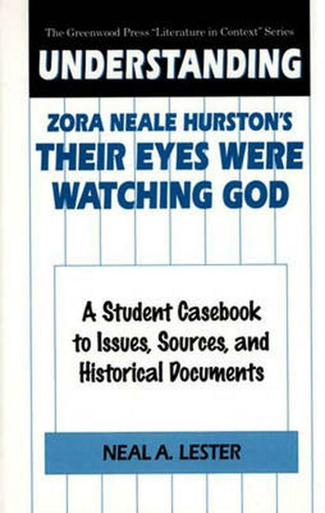 symbolism in zora neale hurstons their Symbolism in zora neale hurston's their eyes were watching god learn about  the different symbols such as pear tree in their eyes were watching god and.