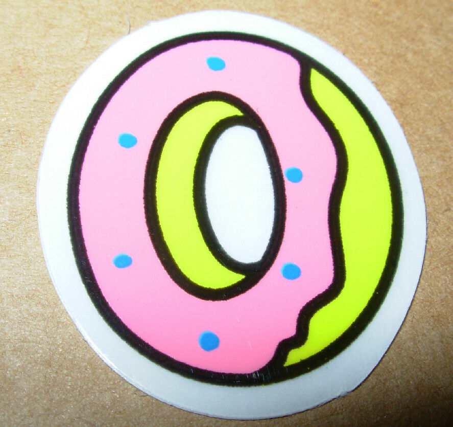 odd future donut - photo #5