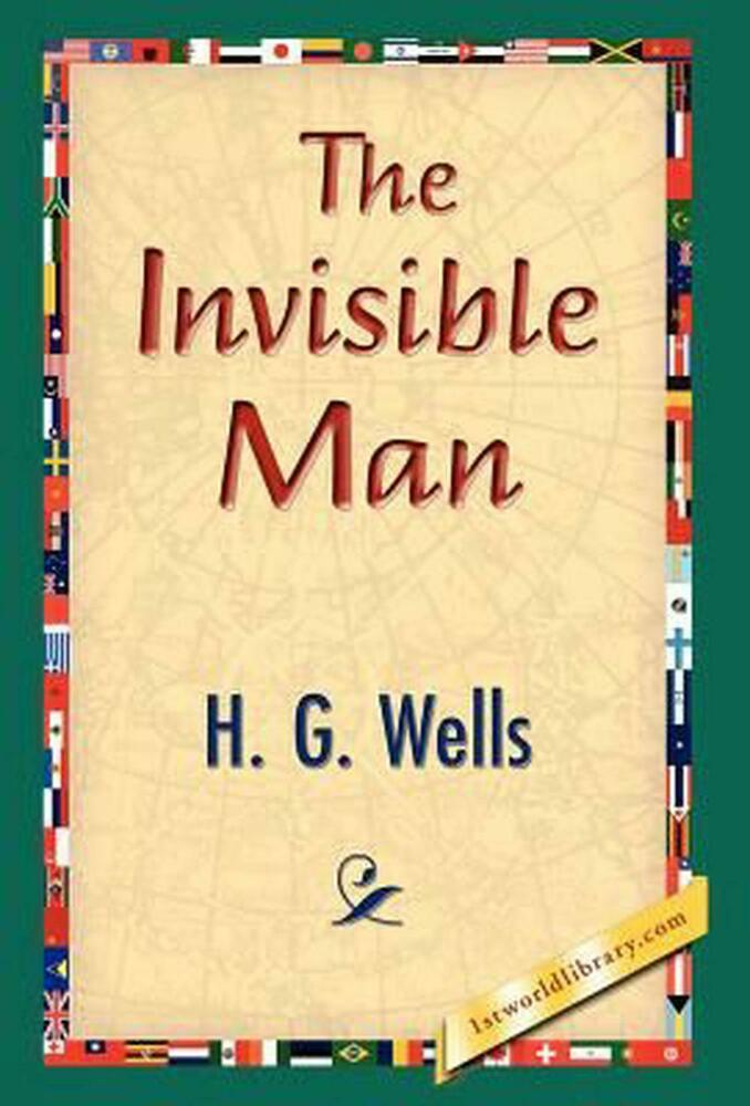the invisible man hg wells summary