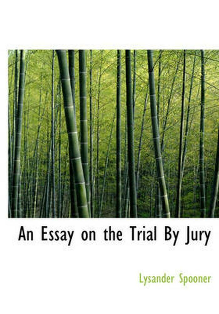 by essay jury trial