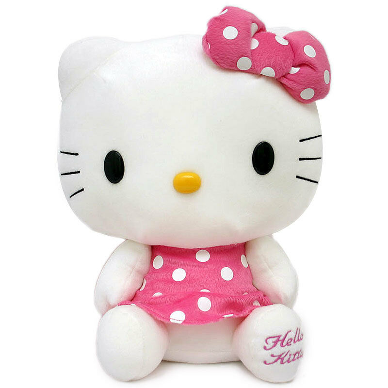Hello Kitty Stuff Toys : Sanrio hello kitty jumbo plush doll licensed soft stuffed