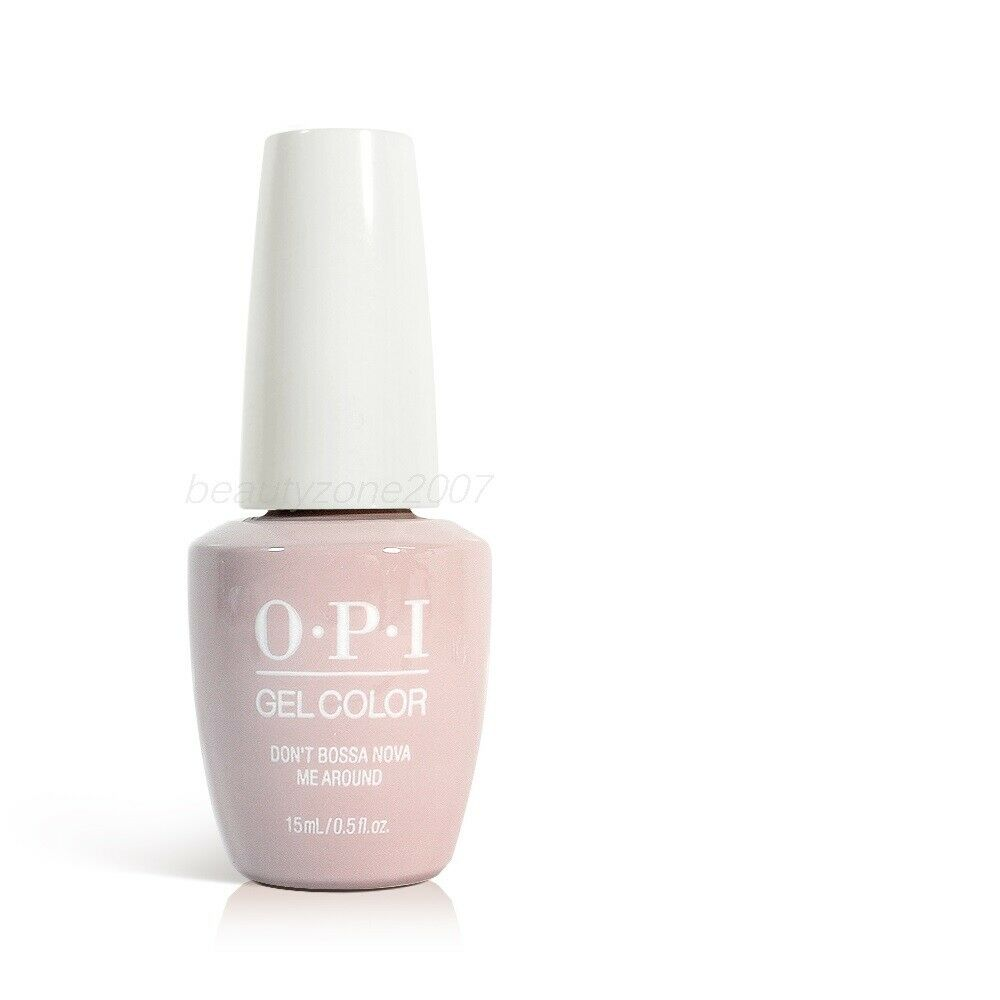 Opi Soak Off Gelcolor Polish Lacquer Gc A60 Don T Bossa