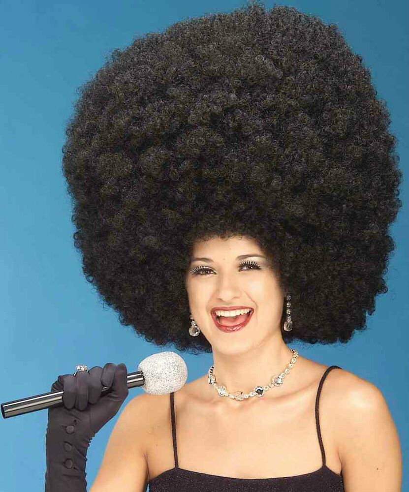 70'S Afro Wig 80