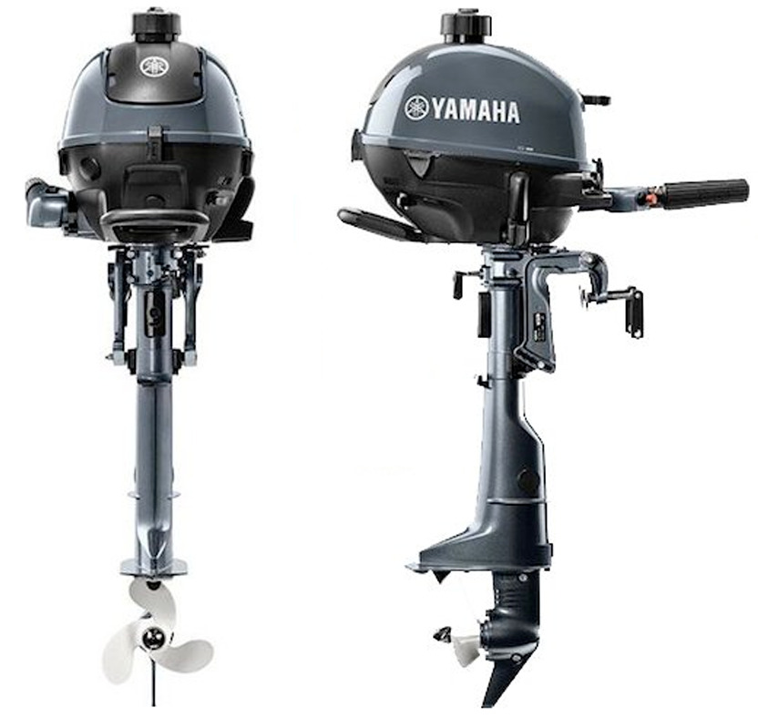 yamaha f 2 5 hp amhs 4 stroke outboard engine boat motor