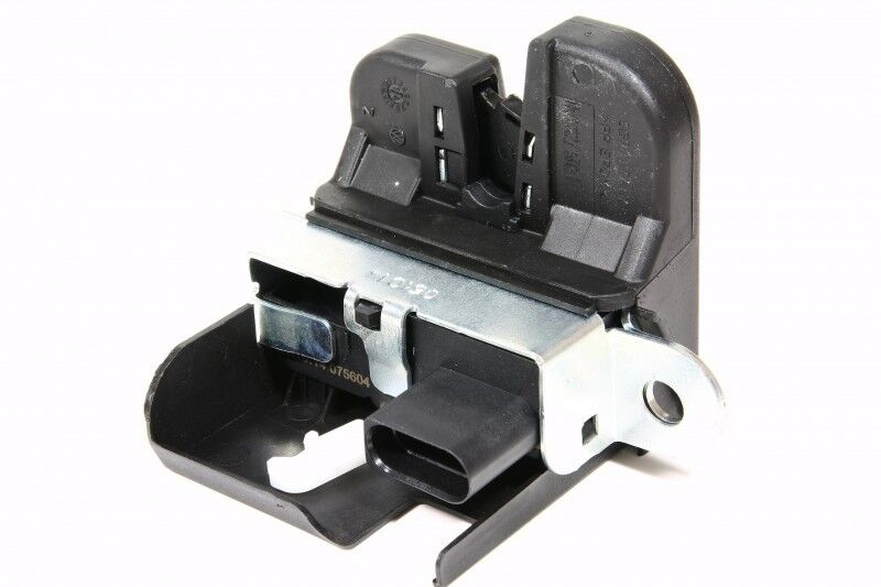 genuine vw mk5 golf hatch tailgate boot lock catch 1k6827505e 1k6 827 505 e 9b9 ebay. Black Bedroom Furniture Sets. Home Design Ideas