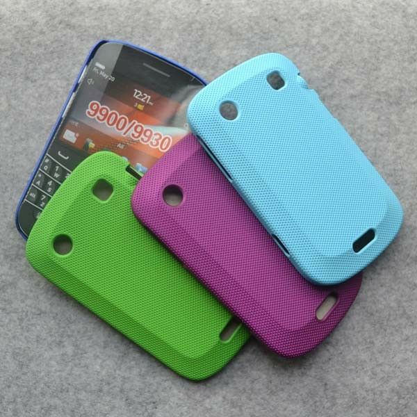 For Blackberry Bold 9900 9930 Snap On Skidproof hard case back cover ...