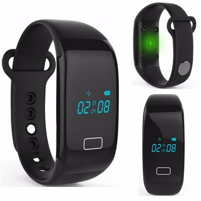 heart rate monitor iphone bluetooth smart wrist bracelet rate monitor 4014