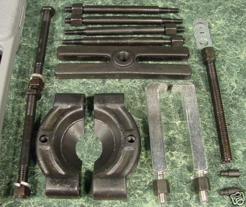 History Of Pulleys And Gears : Pc gear and bearing separator kit new pulley puller