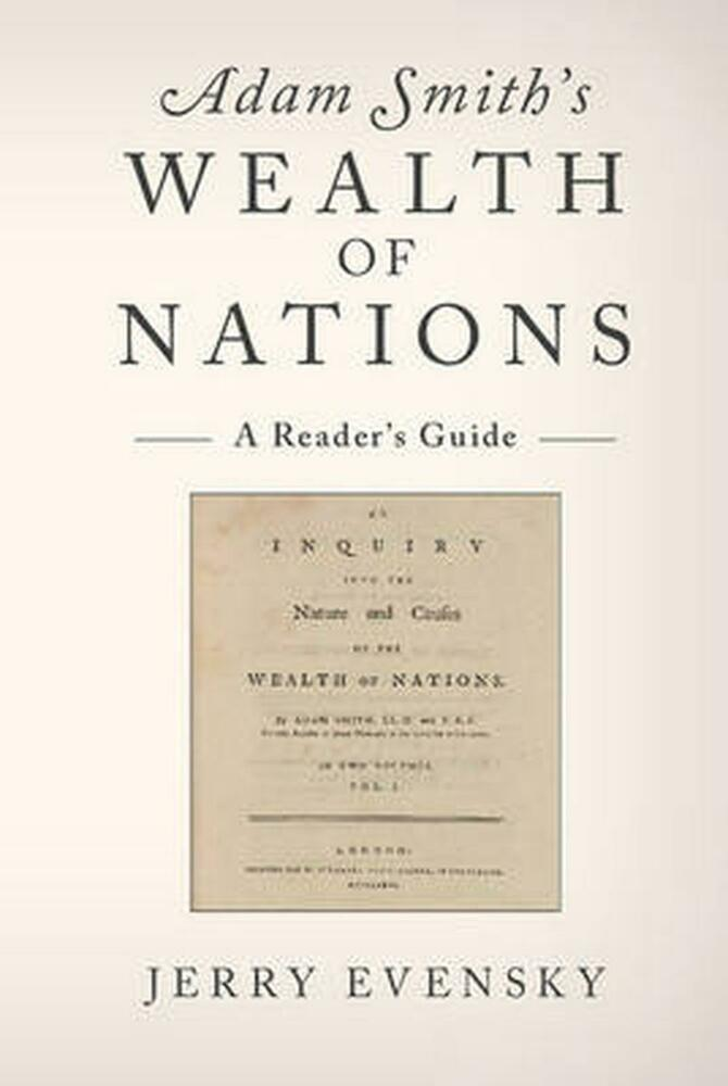 writer of wealth of nation
