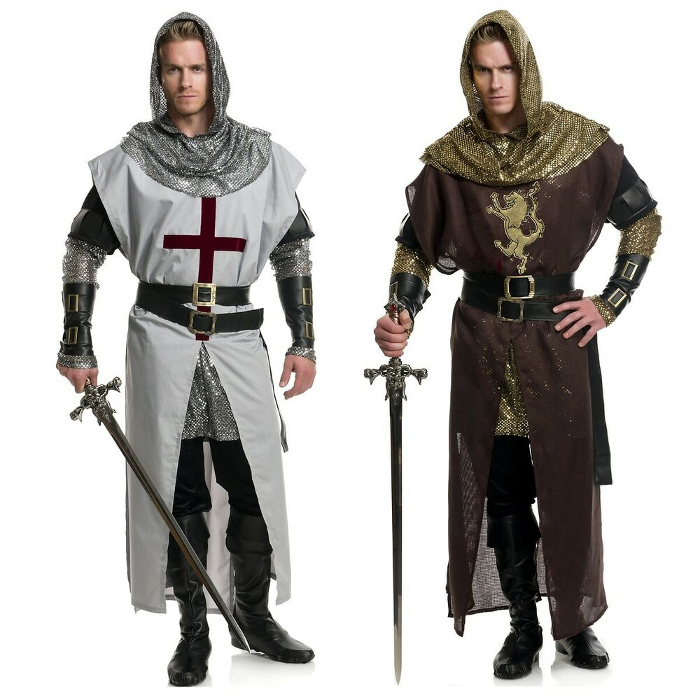 Knight Costume Adult M... Grey Mouse Costume