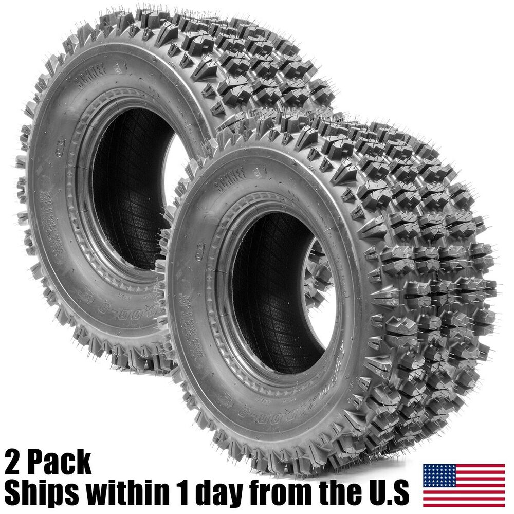 Four Wheeler Tyres : Wanda atv utv quad four wheeler rear tires ply
