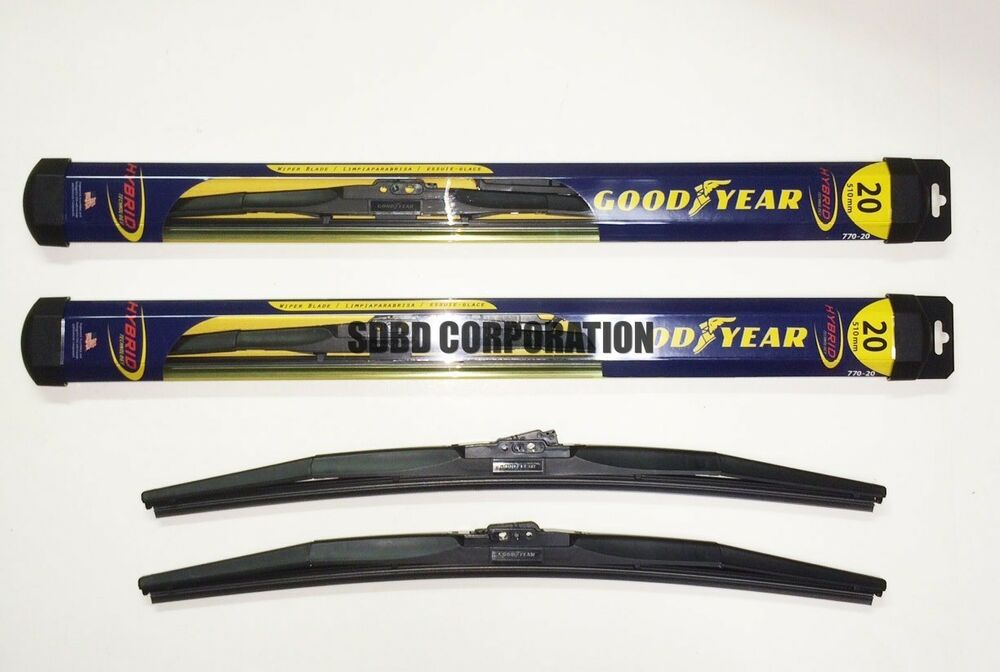 Goodyear Windshield Wipers >> 1999-2008 Ford F Series Pickup Goodyear Hybrid Style Wiper ...