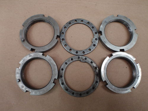 Dodge Dana 44 Spindle : Spindle nut kit or kits dana gm bolt jeep