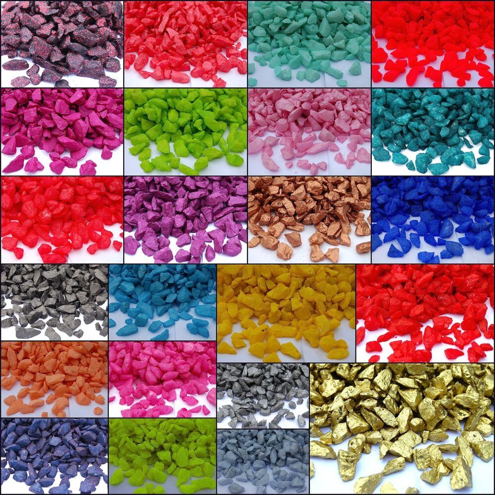 Flat pebbles for crafts - Various Colour Glass Pebbles Stone Beads Table Decoration Garden Craft Wedding