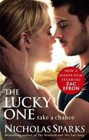 The Lucky One, Sparks, Nicholas, Paperback, Used; Very Good
