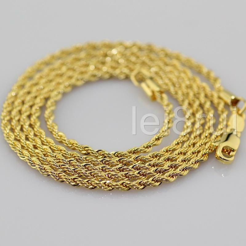 Thin Gold Chain Bracelet: Thin Knot Chain 24K Yellow Gold Filled Womens Mens