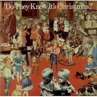 """BAND AID Do They Know It's Christmas? 7"""" VINYL RECORD EXCELLENT CONDITION     a"""