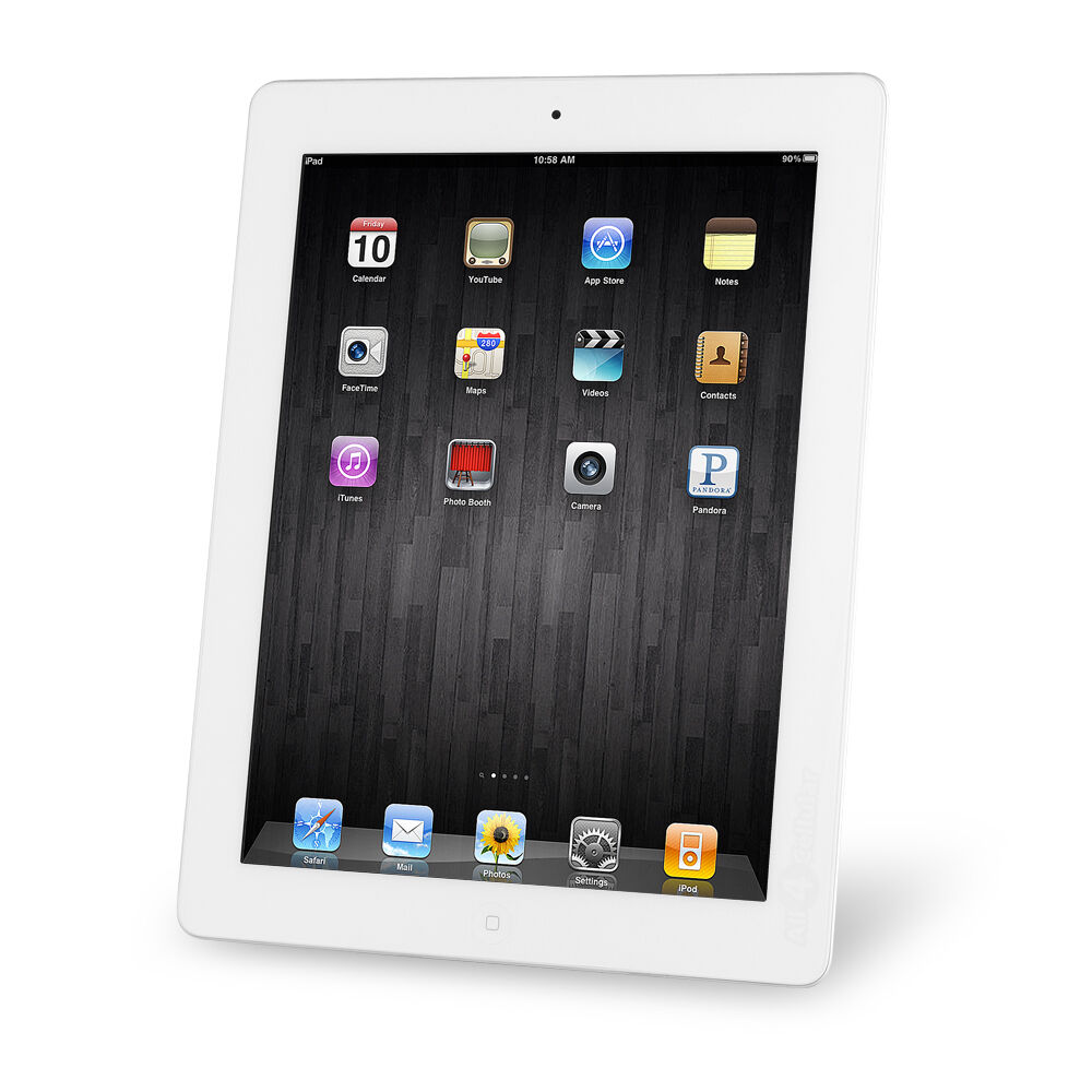 apple ipad 4th generation 32gb tablet w wi fi retina. Black Bedroom Furniture Sets. Home Design Ideas