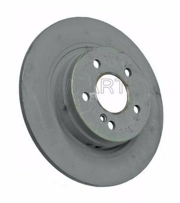 Rear brake rotor fremax painted 2044231512 for mercedes for Mercedes benz c300 brake rotors