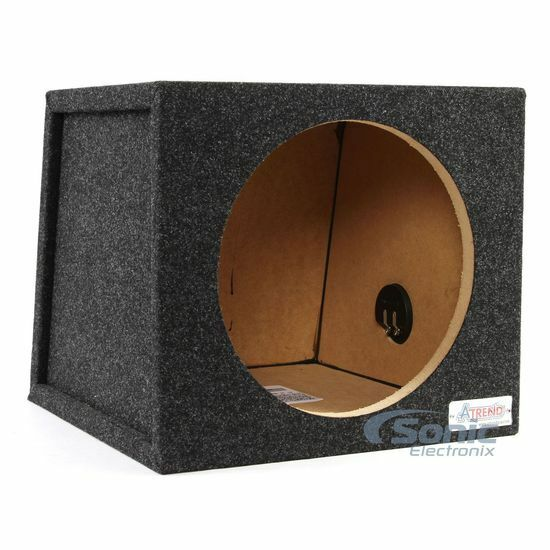 Atrend 12sal 12 hatchback style single medium sealed for Bbox atrend enclosures 12
