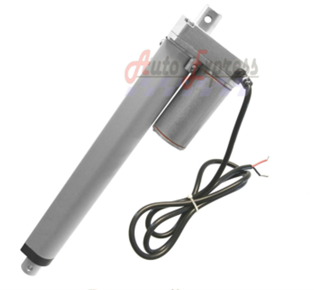 Details About Linear Actuator 8 Inch Stroke Heavy Duty 200 Pound Lb Max Lift 12 Volt Dc 12v